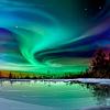 Chasing Aurora Borealis