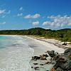 Flight to Vieques Island