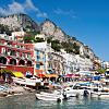 Capri, Sorrento & Pompeli