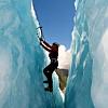 Heli Ice Climb