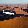 Scenic Flight up to Damaraland
