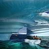 Kayaking at Glacier Bay