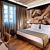 Rome Hotel Room