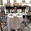 Breakfast at a Parisian Bistro