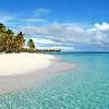 Beachfront condo in Belize