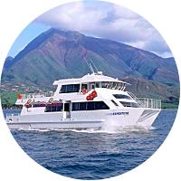 Ferry from Lahaina to Lanai