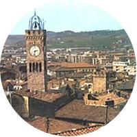 Tren de Roma a Florencia