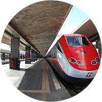 Train tickets from Bologna to Pescara