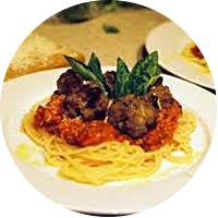 Dinner at Leonardo's Italian Restaurant