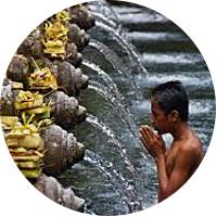 Sacred Springs at Pura Tirta Empul