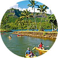 Kayak and Bike River Tour