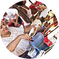 Food Tour through Historic Merida