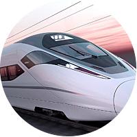 Train to San Sebastián