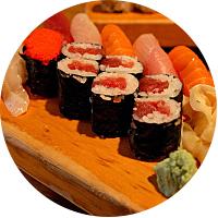 Sushi Dinner at Shiro's