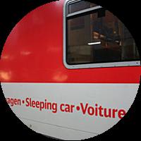 Overnight sleeper Paris-Munich
