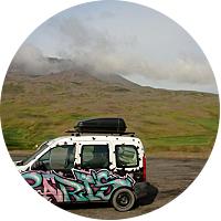 Kuku Camper - Renting a camper for 3 nights!