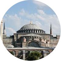 Tour of the Hagia Sophia