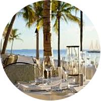 Romantic Honeymoon Dinner - Latitudes