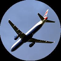 Honeymoon 2014 - Flight