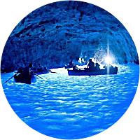 Boat tour of the Island Capri