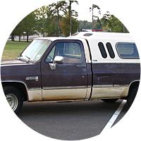 truck camper shell