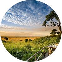 4 nights are Kichwa Tembo tented camp