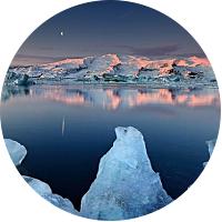 Jökulsárlón Lagoon (aka ice lagoon) boat ride