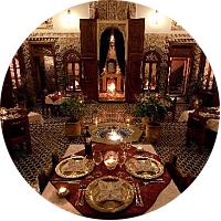 Dar Roumana dinner