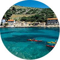 Day trip to the Dalmatian coast