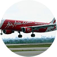 AirAsia Flight Cambodia to Laos