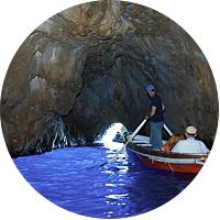 Grotta Azzurra (Blue Grotto) tour