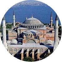 Look Inside the Hagia Sophia