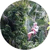 Jungle Zip Line