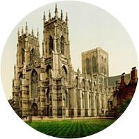 York Minster tour