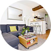 Paris Apartment Stay