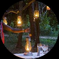 Dinners at Mara Olonana Camp