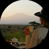 Breakfasts at Mara Olonana Camp