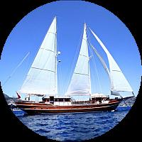 Blue Cruise on the Mediterranean