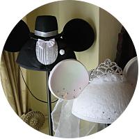 Bride & Groom Ears