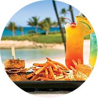 Dinner at Longboards Bar & Grill
