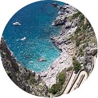 Excursion in Capri -