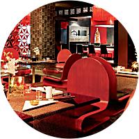Dining at Himitsu