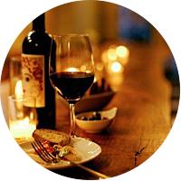 (Sept. 7) Dinner in Milan