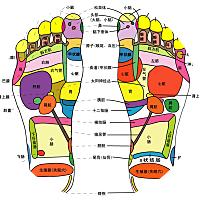 Chinese Foot Reflexology