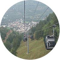Silver Queen Gondola on Aspen Mountain