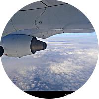 Round trip flight for 2