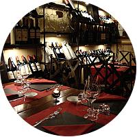 Dinner at the Ristorante Ad Hoc
