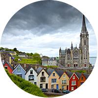 Hotel stay in Cork