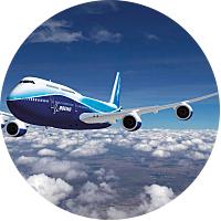 Carly & Jason's Flight to Bonaire