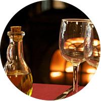 Romantic Terrace Dinner for two